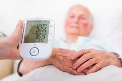 Danger de course - hypertension photos stock