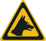 Danger de Dingo illustration stock