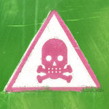 Danger of Death Stock Photography