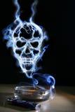 Danger du fumage illustration libre de droits