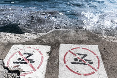 Danger ecology environment. Royalty Free Stock Photography