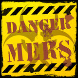 Danger Mers Stock Photography