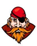 Danger pirate Royalty Free Stock Photo