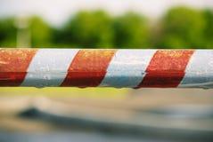 Danger ribbon Stock Photography