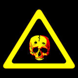 Danger sign Stock Photography