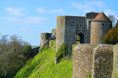 Dover Castle, England Royalty Free Stock Images