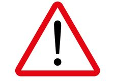 Danger Sign. Vector format available AI illustrator vector illustration