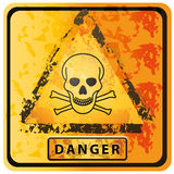Danger signal Stock Photos