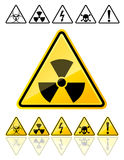 Danger Signs Stock Image