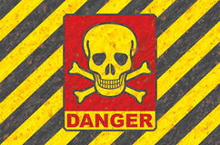 Danger Royalty Free Stock Photos