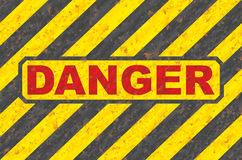 Danger Royalty Free Stock Photo