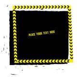 Danger Tape Background. Vector illustration of danger line tracks grunge template. Modern background for poster, print, flyer, book, booklet, brochure and Vector Illustration