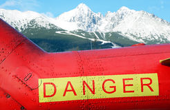 Danger Stock Photography