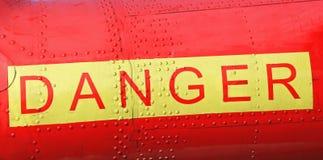 Danger Royalty Free Stock Photo