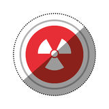 Danger and warning sign Royalty Free Stock Images