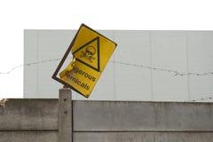 Dangerous chemicals Stock Photos