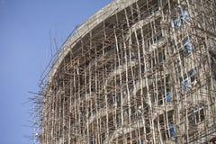 Dangerous construction Stock Images