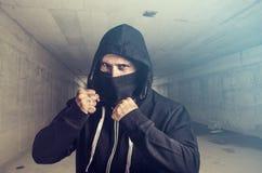 Dangerous criminal Stock Photography