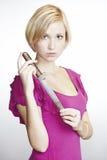 Dangerous dagger Stock Photography