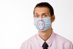 Dangerous disease Royalty Free Stock Images