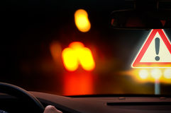 Dangerous Driving Stock Images