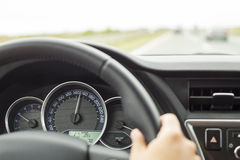 Dangerous Driving Royalty Free Stock Photography