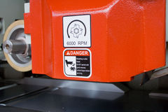 Dangerous equipment Stock Photo