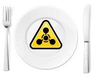 Dangerous food Stock Photos