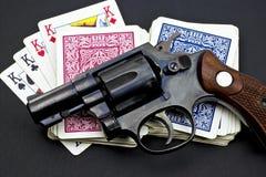 Dangerous game Stock Image