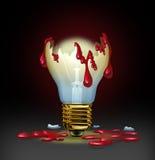 Dangerous Ideas Stock Images