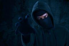 Dangerous killer Stock Images
