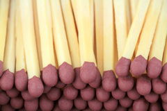Dangerous Matchstick Royalty Free Stock Image