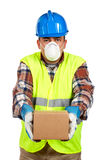 Dangerous materials Stock Images