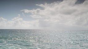 Dangerous ocean waves, Portugal stock video footage