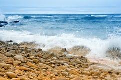 Dangerous sea Royalty Free Stock Photo