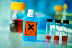 Dangerous substance Royalty Free Stock Images