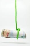 Dangling Singapore dollar Stock Photos