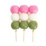 Dango japanese dumpling and sweet Stock Photography