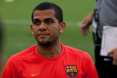 Dani Alves Stockbilder