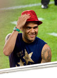 Dani Alves Royalty Free Stock Image