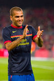 Dani Alves Royalty Free Stock Photo