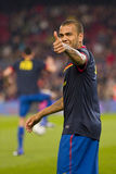 Dani Alves Stock Image