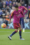 Dani Alves of FC Barcelona Stock Photography