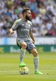 Dani Carvajal do Real Madrid Foto de Stock Royalty Free