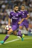 Dani Carvajal do Real Madrid Fotos de Stock