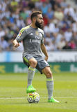 Dani Carvajal von Real Madrid Lizenzfreies Stockfoto