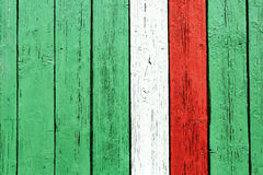 DANI flaga ilustracja wektor