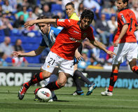 Dani Parejo of Valencia CF Royalty Free Stock Photo