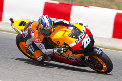 Dani Pedrosa Royalty Free Stock Photo