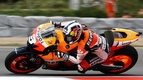 Dani Pedrosa 3 Royalty Free Stock Photography
